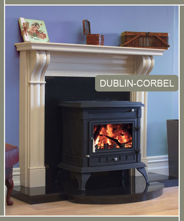 Fireplaces Dublin Corbel
