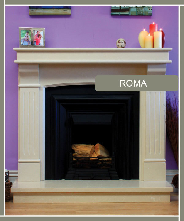 Fireplaces Roma